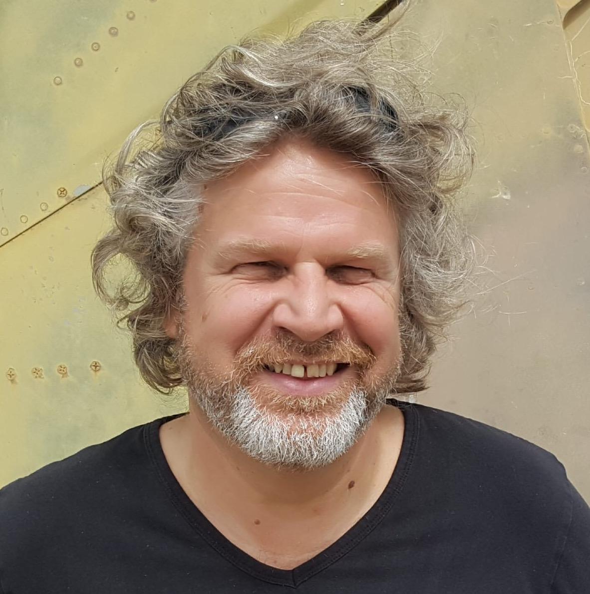 Frank Stukker docent bij Muziekles in Amersfoort