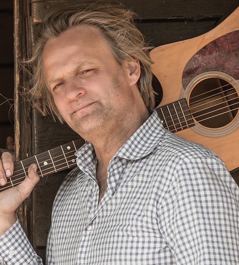 Herman Onnen docent bij Muziekles in Amersfoort