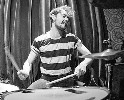 Bryan  Hokkeling docent bij Muziekles in Amersfoort